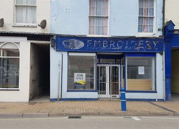 Thumbnail Commercial property for sale in High Street, Ilfracombe, Devon