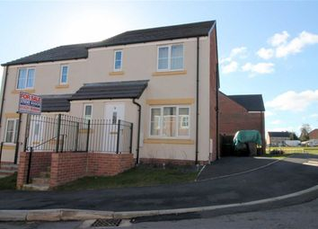 Thumbnail 3 bed semi-detached house for sale in Bullock Way, Newent