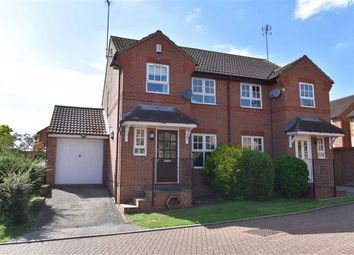 Thumbnail 3 bed semi-detached house for sale in Campanula Close, Abington, Northampton