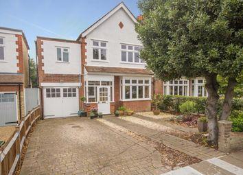 Thumbnail 4 bed property to rent in Teddington Park Road, Teddington