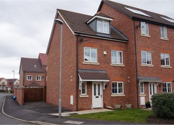 Thumbnail 4 bed town house for sale in Cwrt Y Terfyn, Saltney