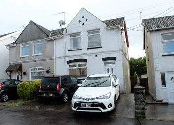 Thumbnail 3 bed semi-detached house to rent in Garden Village, Swansea