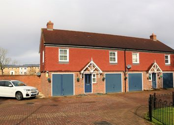 Thumbnail 1 bed end terrace house to rent in Monxton Place, Sherfield-On-Loddon, Hook