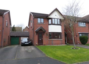 Thumbnail 3 bed detached house for sale in Cambridge Close, Gillow Heath