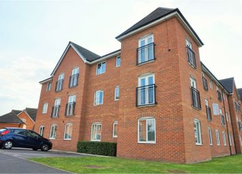 Thumbnail 2 bed flat for sale in Grangefield Court, Doncaster