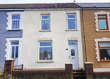 Thumbnail 3 bed terraced house for sale in Llwyncelyn Terrace, Nelson, Treharris