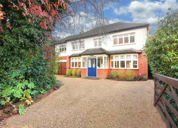 Thumbnail 4 bed detached house for sale in Ollards Grove, Loughton