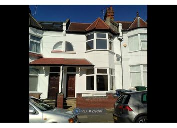 Thumbnail 4 bed terraced house to rent in Baronsmere Road, London
