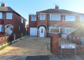 Thumbnail 4 bed property for sale in Rossington Avenue, Blackpool