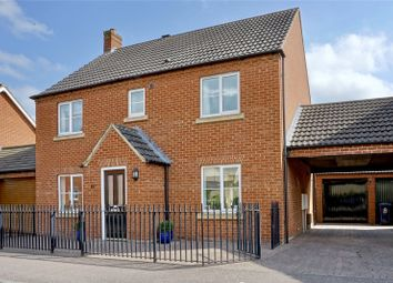 Thumbnail 4 bed detached house for sale in Baxter Drive, Eynesbury, St. Neots
