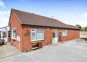 Thumbnail 3 bed bungalow for sale in Pleasley Road, Skegby, Nottinghamshire, Notts