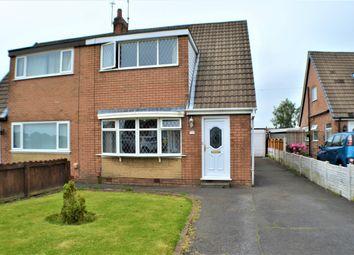 Thumbnail 3 bed semi-detached house for sale in Bristol Avenue, Farington