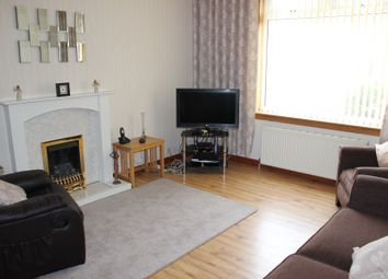 Thumbnail 2 bed flat for sale in Howe Rd, Kilsyth