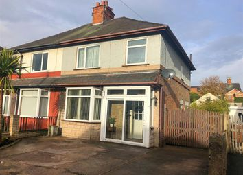 Thumbnail Semi-detached house for sale in Queensville Avenue, Stafford