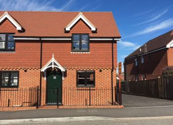 Thumbnail 2 bed terraced house to rent in Lingfield Road, East Grinstead