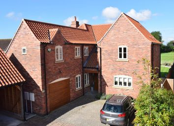 Thumbnail 5 bedroom detached house for sale in Colston Lane, Harby