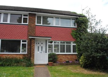 Thumbnail 3 bed end terrace house for sale in Cherimoya Gardens, West Molesey