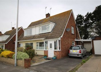 Thumbnail 2 bed semi-detached house for sale in Thornbury Road, Uphill, Weston-Super-Mare