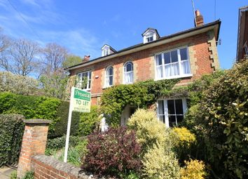 Thumbnail 4 bedroom semi-detached house to rent in Ranelagh Road, St Cross, Winchester