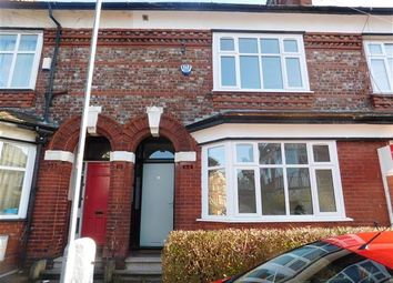 Thumbnail 4 bed town house to rent in Ingoldsby Avenue, Longsight, Manchester