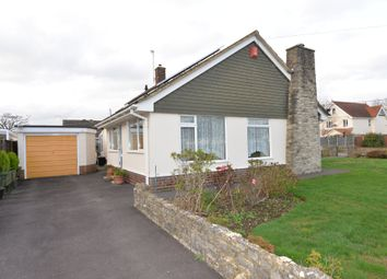 Thumbnail 3 bed detached bungalow for sale in Belmont Road, Ashley, New Milton
