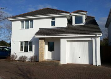 Thumbnail 4 bed detached house for sale in Bosmeor Court, Bosmeor Park, Redruth, Cornwall