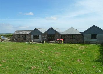 Thumbnail 3 bed barn conversion to rent in Whitstone, Holsworthy