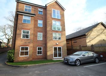 Thumbnail 2 bed flat to rent in Bramhall Lane South, Bramhall, Stockport