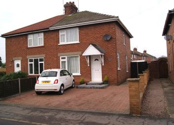 Thumbnail 3 bed semi-detached house for sale in Pennygate, Spalding