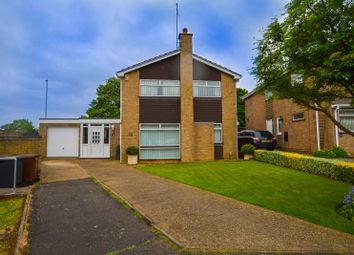 Thumbnail 4 bedroom detached house for sale in Yewtree Court, Lumbertubs, Northampton