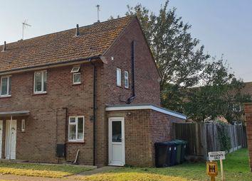 Thumbnail 2 bed semi-detached house to rent in Hinchingbrooke Road, Huntingdon, Cambridgeshire