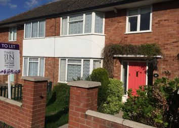 Thumbnail 3 bedroom semi-detached house to rent in Highcroft Avenue, Oadby, Leicester