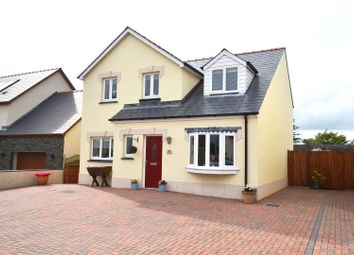 Thumbnail 3 bed detached house for sale in Dingle Close, Crundale, Haverfordwest