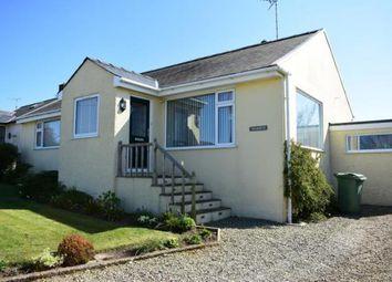 Thumbnail 3 bed bungalow for sale in Lon Y Llwyn, Morfa Nefyn, Pwllheli, Gwynedd