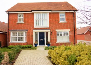 Thumbnail 4 bed detached house for sale in Langley Way, West Malling