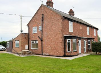 Thumbnail 3 bed semi-detached house for sale in Long Road, Terrington St. Clement, King's Lynn