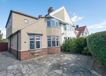 Thumbnail 5 bed semi-detached house for sale in Canterbury Avenue, Sidcup