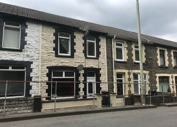 Thumbnail 3 bed terraced house for sale in Dan Y Deri, Merthyr Vale, Merthyr Tydfil, Merthyr Tydfil