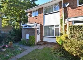 Thumbnail 3 bed end terrace house for sale in Tavistock Road, Fleet