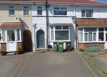 Thumbnail 3 bed terraced house to rent in Hillside Croft, Solihull