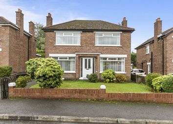 Thumbnail 4 bedroom detached house for sale in Richhill Crescent, Belfast