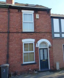 Thumbnail Town house for sale in Weir Street, Lincoln