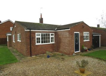 Thumbnail 3 bed detached bungalow for sale in Middlegate, Bassingham, Lincoln