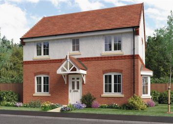 "Thumbnail 3 bed detached house for sale in ""Emmett"" at Copcut Lane, Copcut, Droitwich"