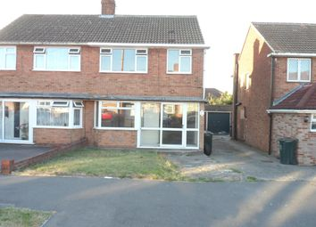 Thumbnail 4 bed semi-detached house to rent in Lunedale Road, Dartford