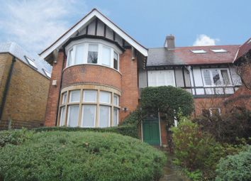 Thumbnail 5 bed semi-detached house for sale in Windermere Avenue, Finchley