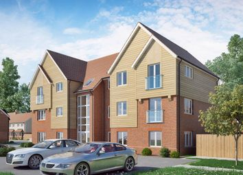 Thumbnail 2 bed flat for sale in Manor Court, High Street, Horam, Heathfield