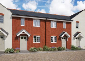 Thumbnail 2 bed terraced house for sale in The Sherfield, Minchens Lane, Bramley, Basingstoke, Hampshire