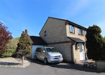 Thumbnail 3 bed semi-detached house for sale in Pennycress, Weston-Super-Mare