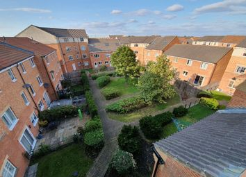 Thumbnail 2 bed flat for sale in Foster Drive, Gateshead